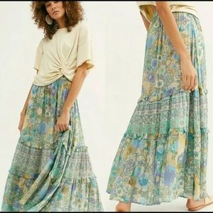 Spell & The Gypsy Collective Amethyst Maxi Skirt